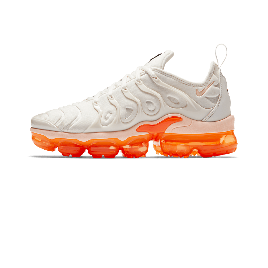 huge selection of 954cd 575f3 Nike Air Vapormax Plus W phantom / crimson tint / total orange - Donna |  Holypopstore.com