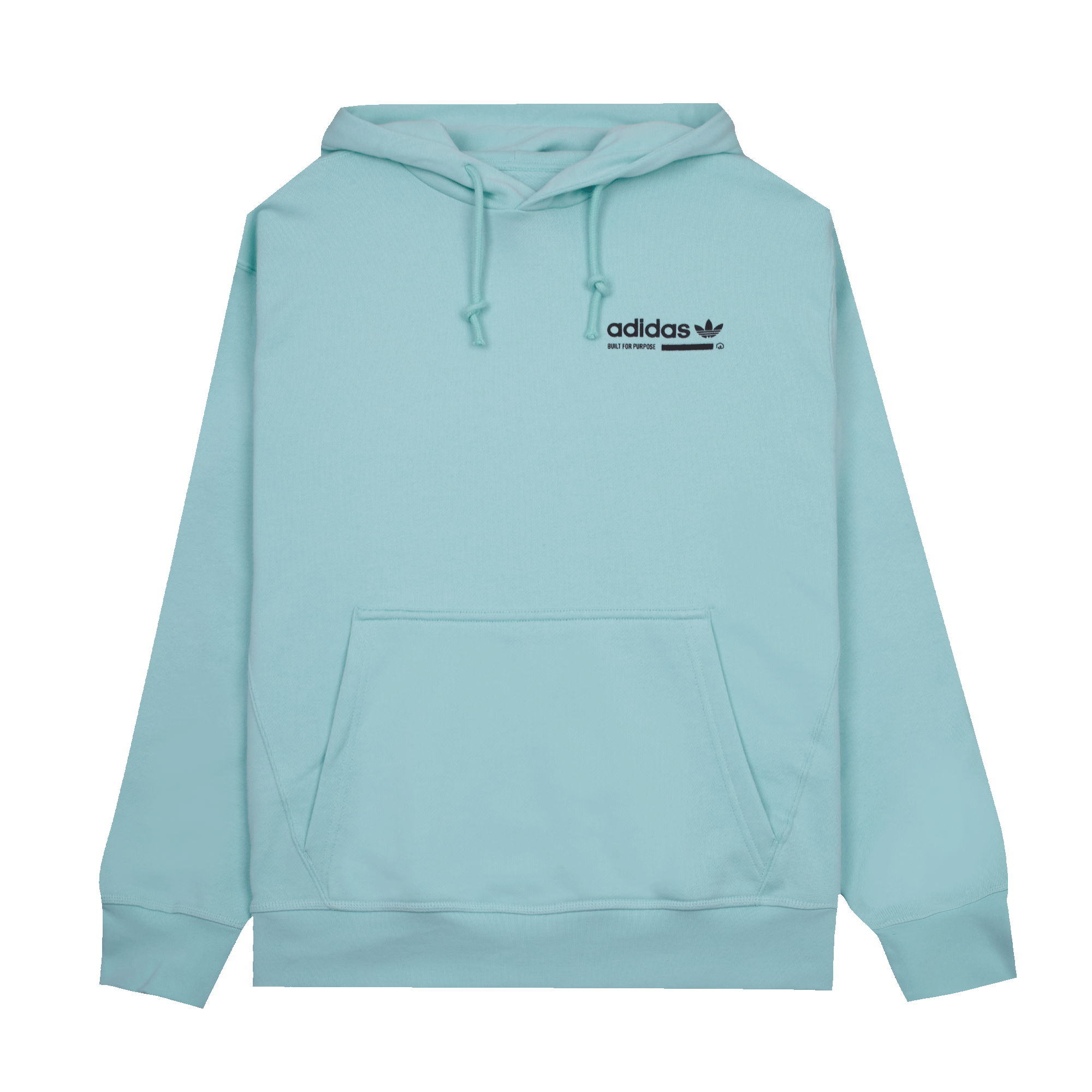 elegant shoes run shoes low cost adidas Kaval OTH Hoodie clear mint - Sweatshirts | Holypopstore.com