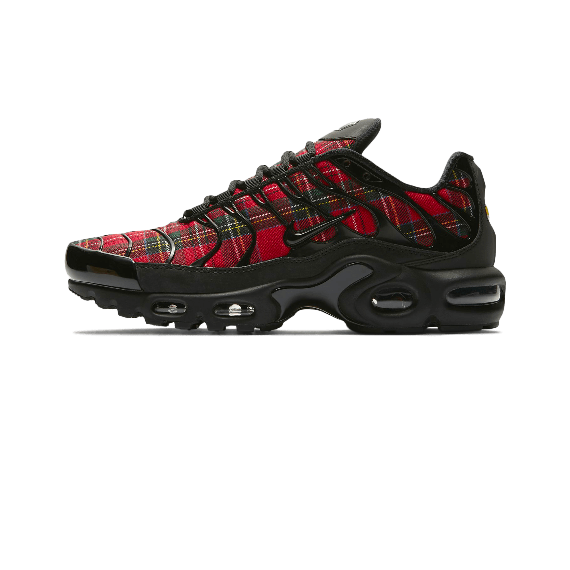 reputable site 40749 c579a Nike Air Max Plus TN SE black/unversity red - Woman | Holypopstore.com