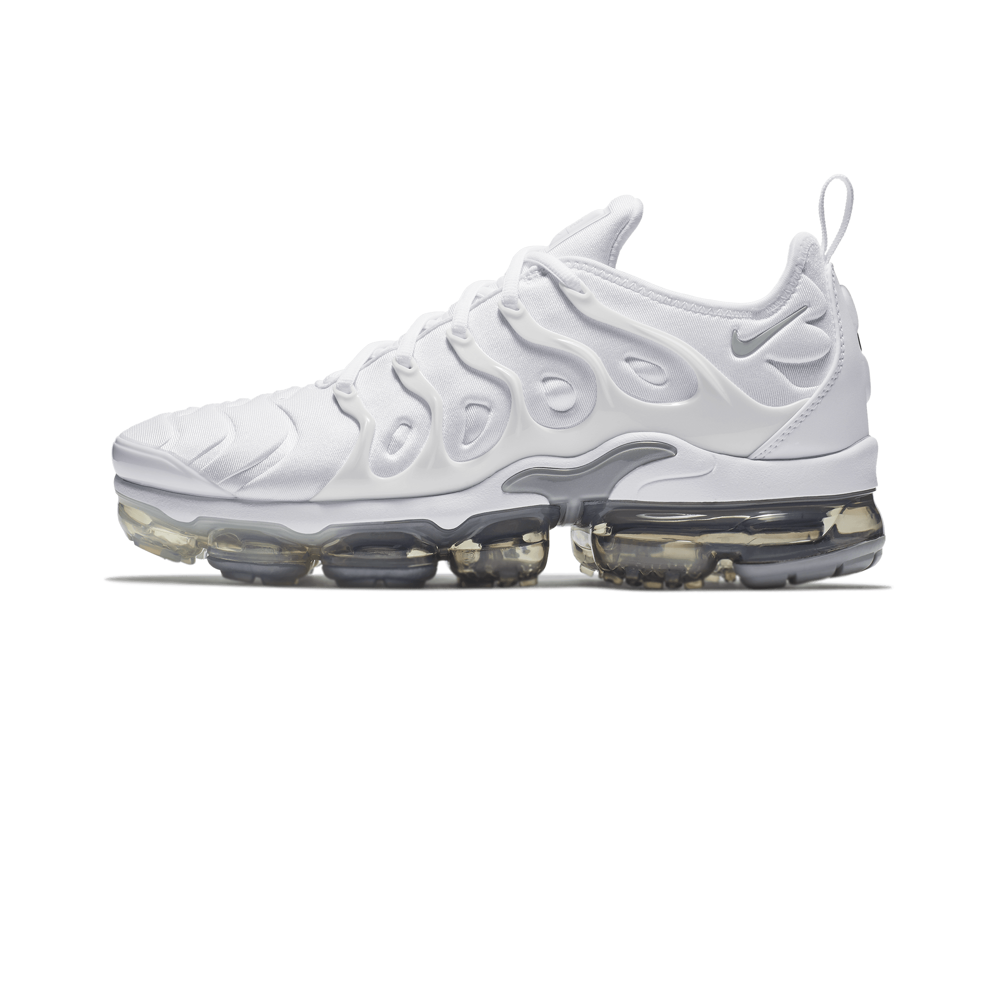 buy popular 5db25 372fd Nike Air Vapormax Plus white / pure platinum / wolf grey - Men |  Holypopstore.com