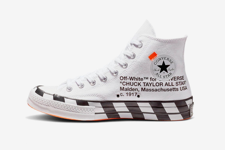 scarpe off white converse all star