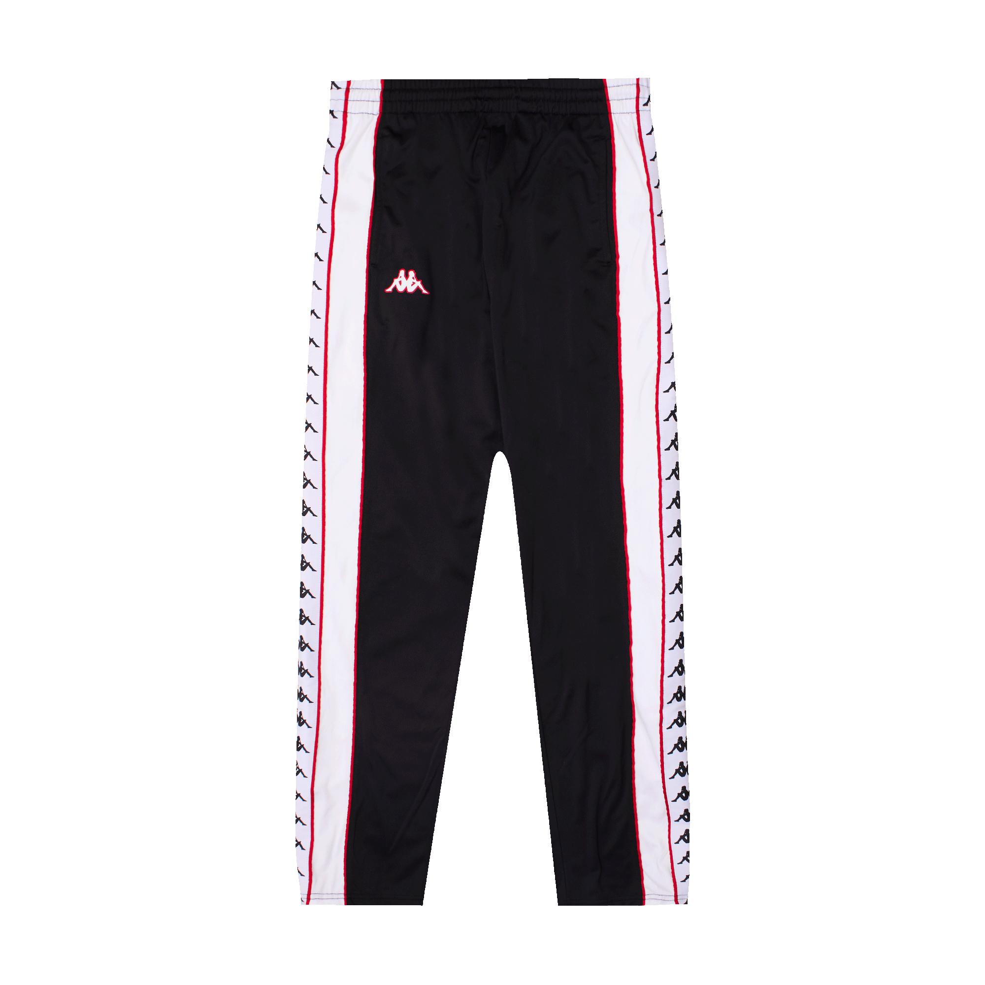 nuovi stili b7de0 13547 Kappa 222 Banda Big Bay black / white / red - Pantaloni | Holypopstore.com
