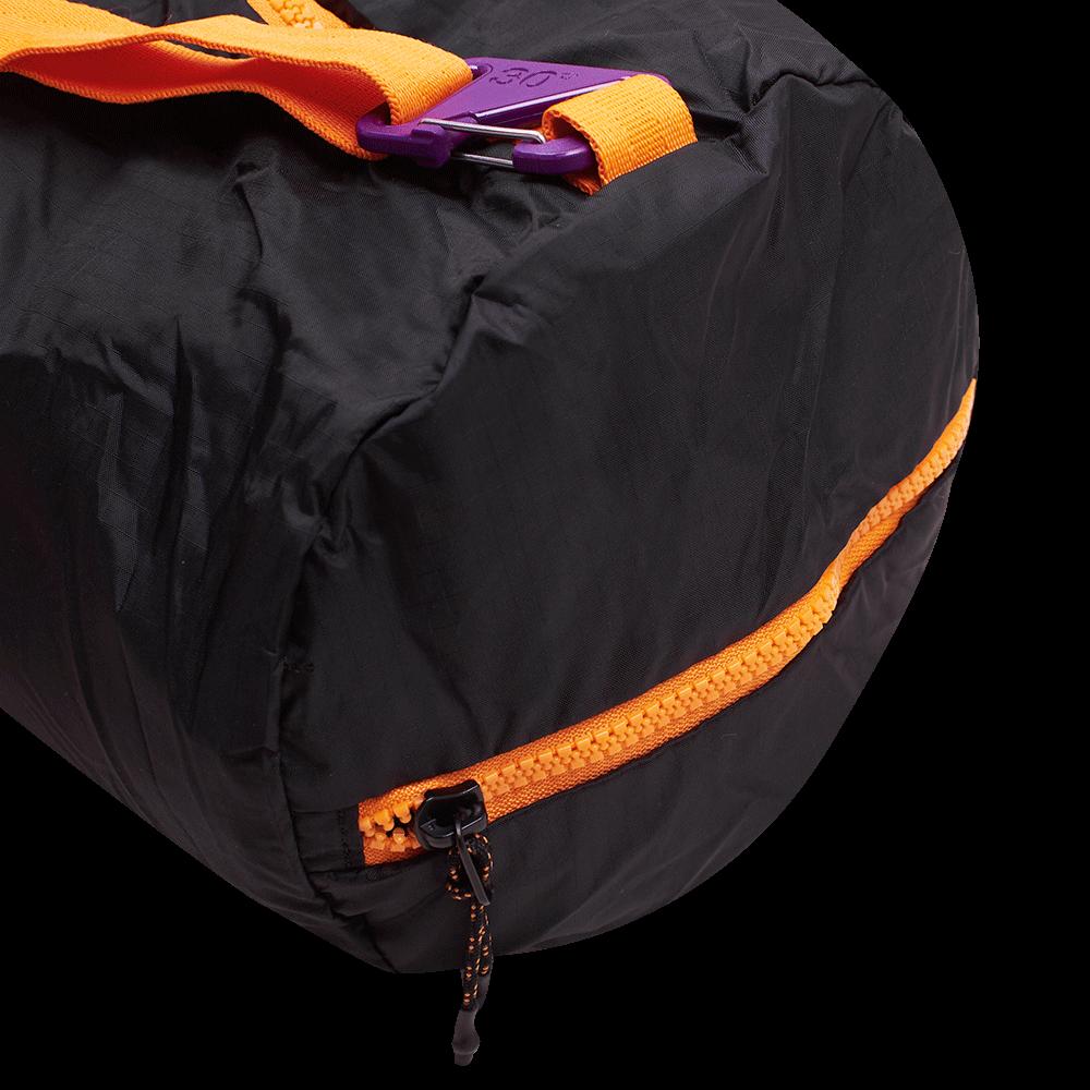 ACG Packable Duff night purple / black / bright mandarin