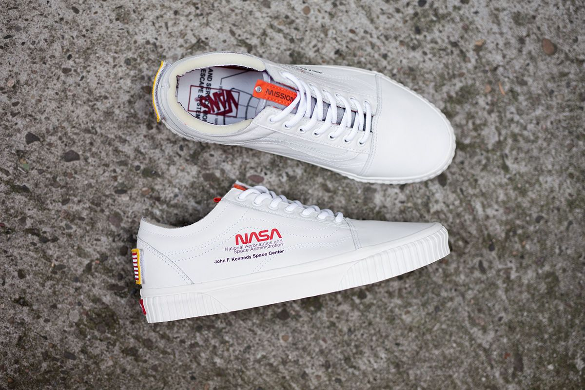 nasa vans scarpe
