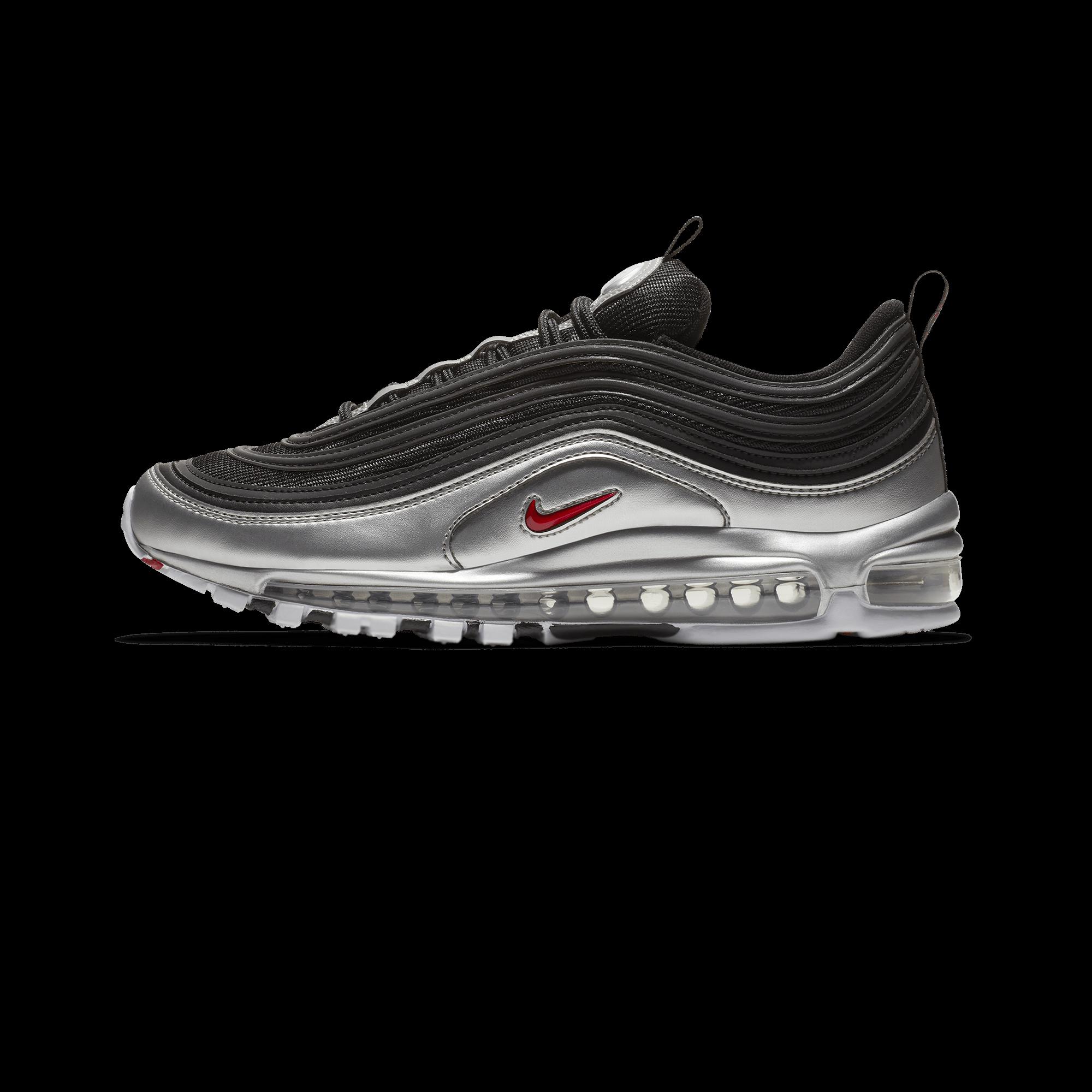 air max 97 silver uomo