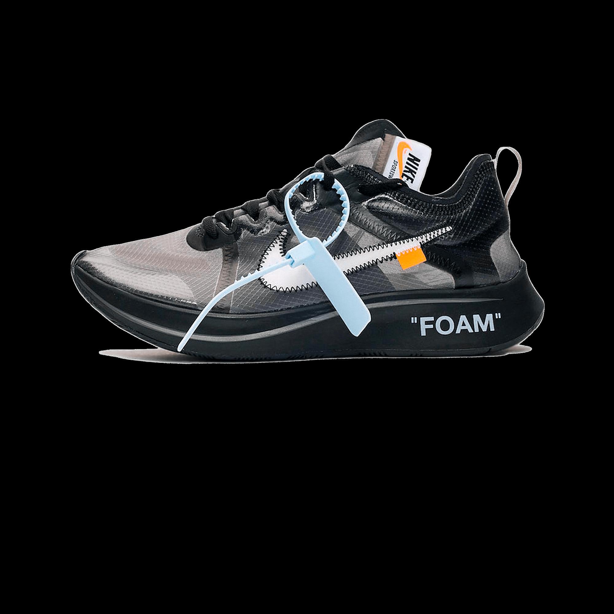 120c331a NikeLab Zoom Fly x Off White black - Men | Holypopstore.com