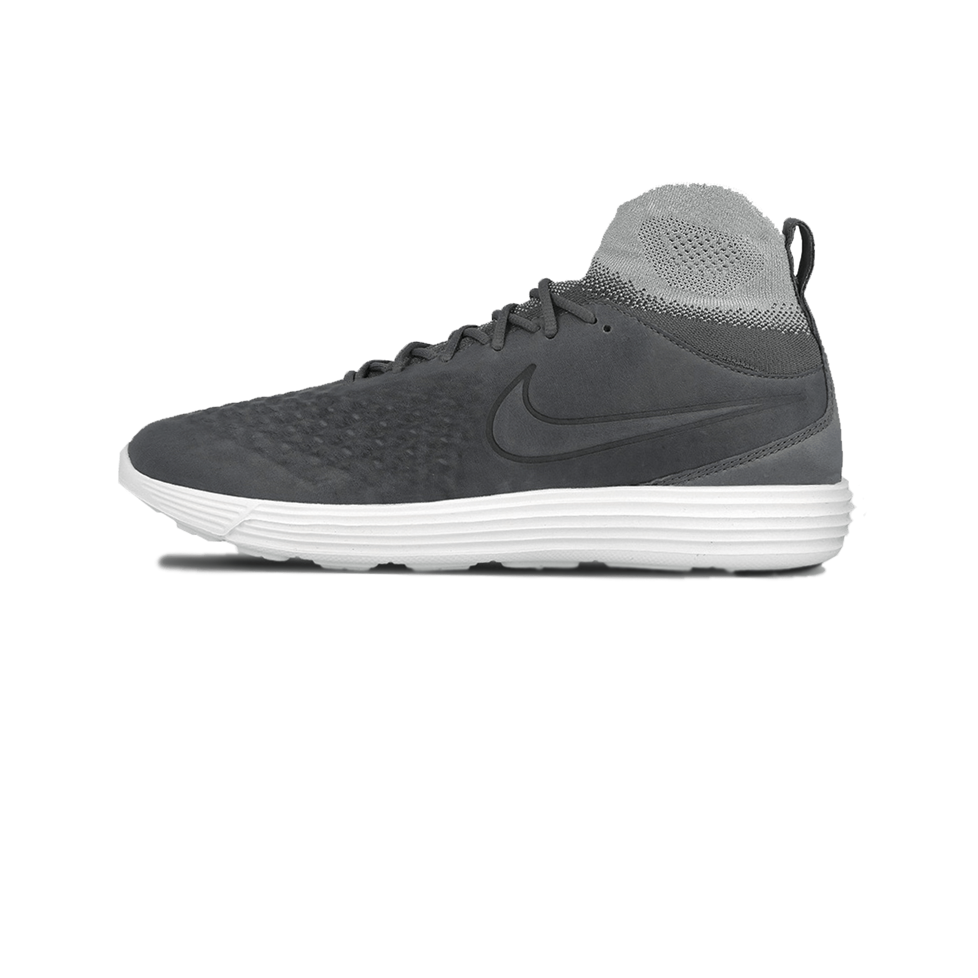 premium selection 4859a 8dcd7 Nike Lunar Magista II Flyknit dark grey - Men | Holypopstore.com