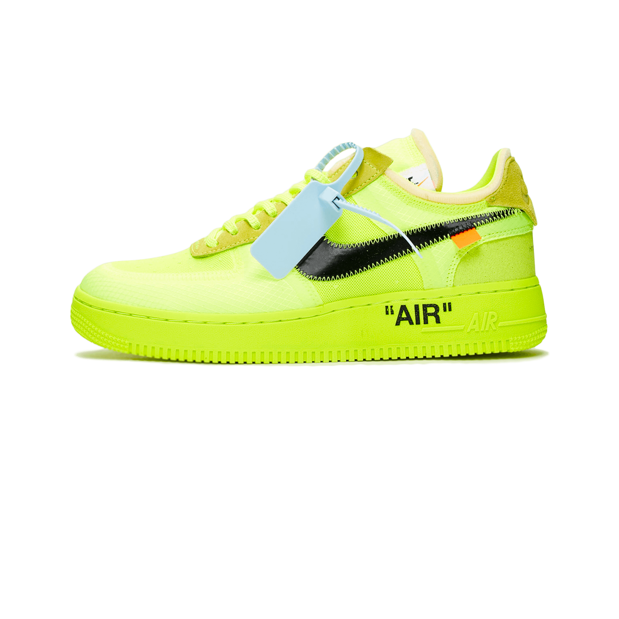 Air Force 1 Low x Off White volt / black