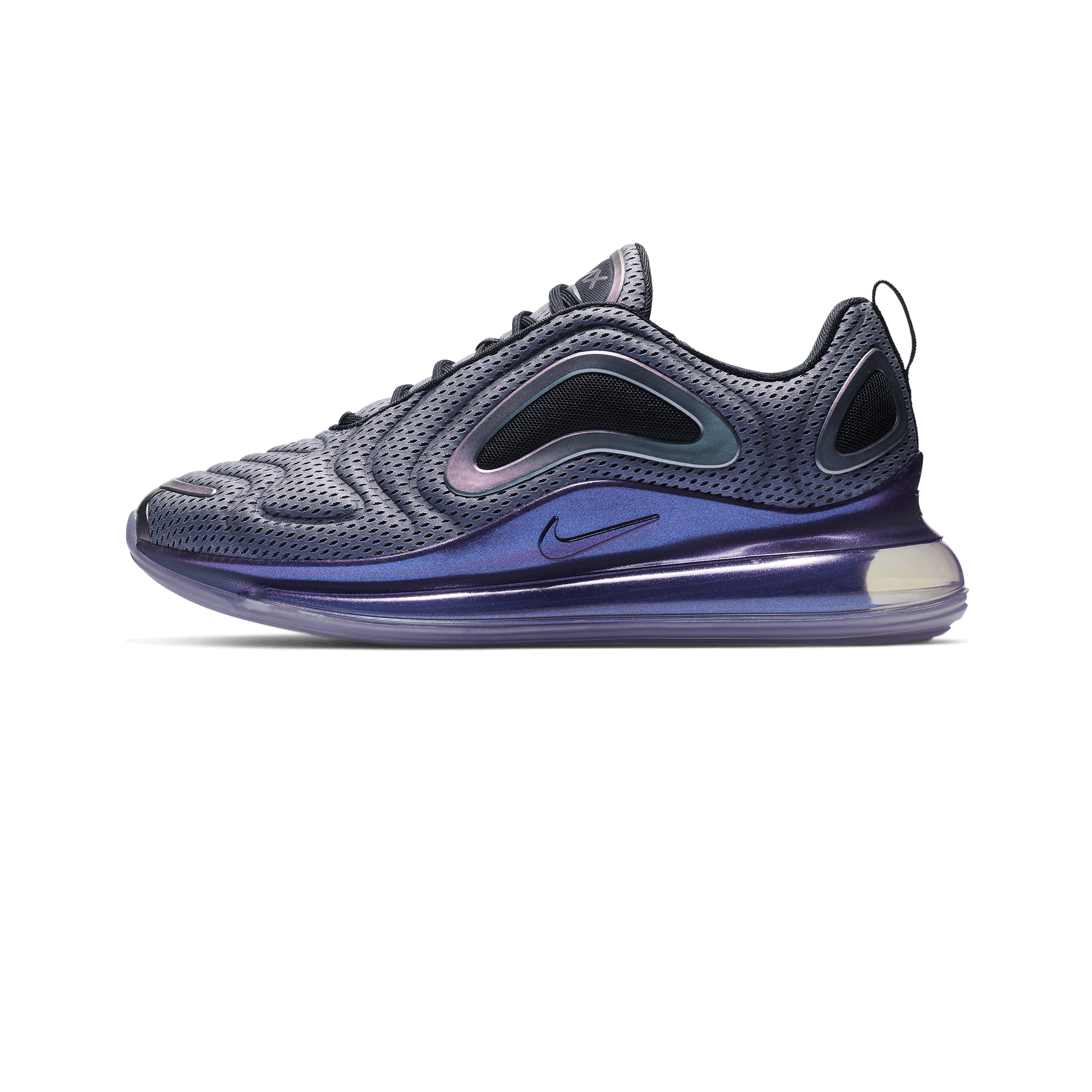 Nike Air Max 720 Northern Lights metallic silverblack
