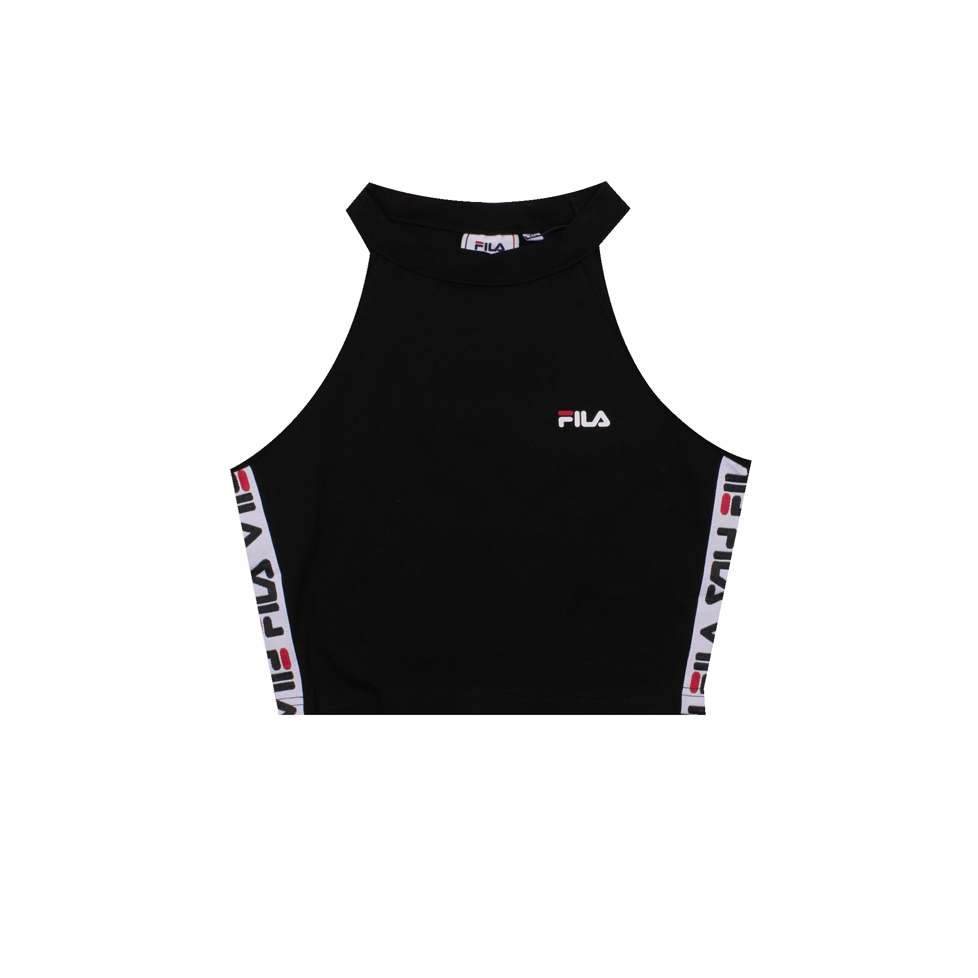 Fila Melody Cropped Top black T shirt |