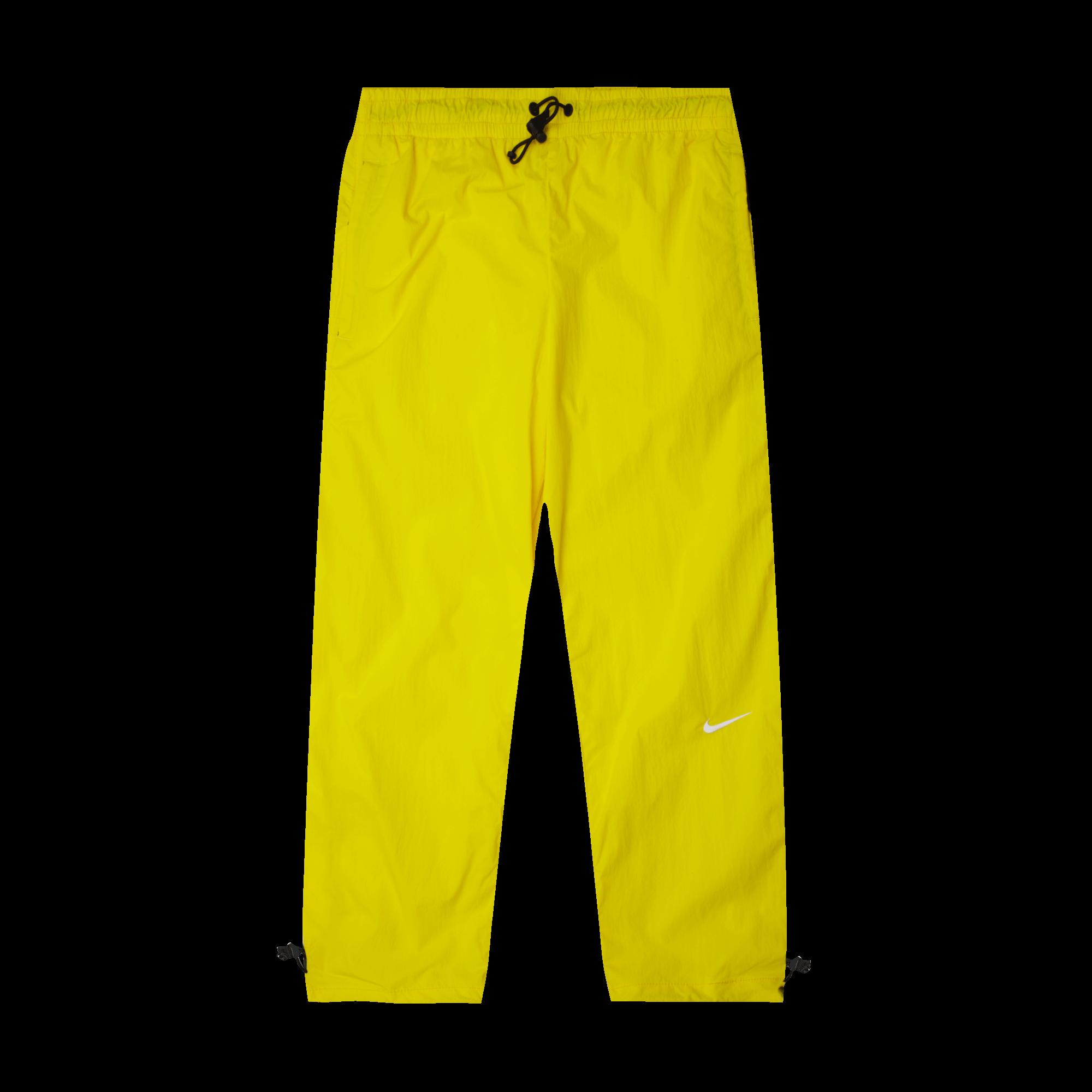 NikeLab NRG Pant yellow Pantaloni |