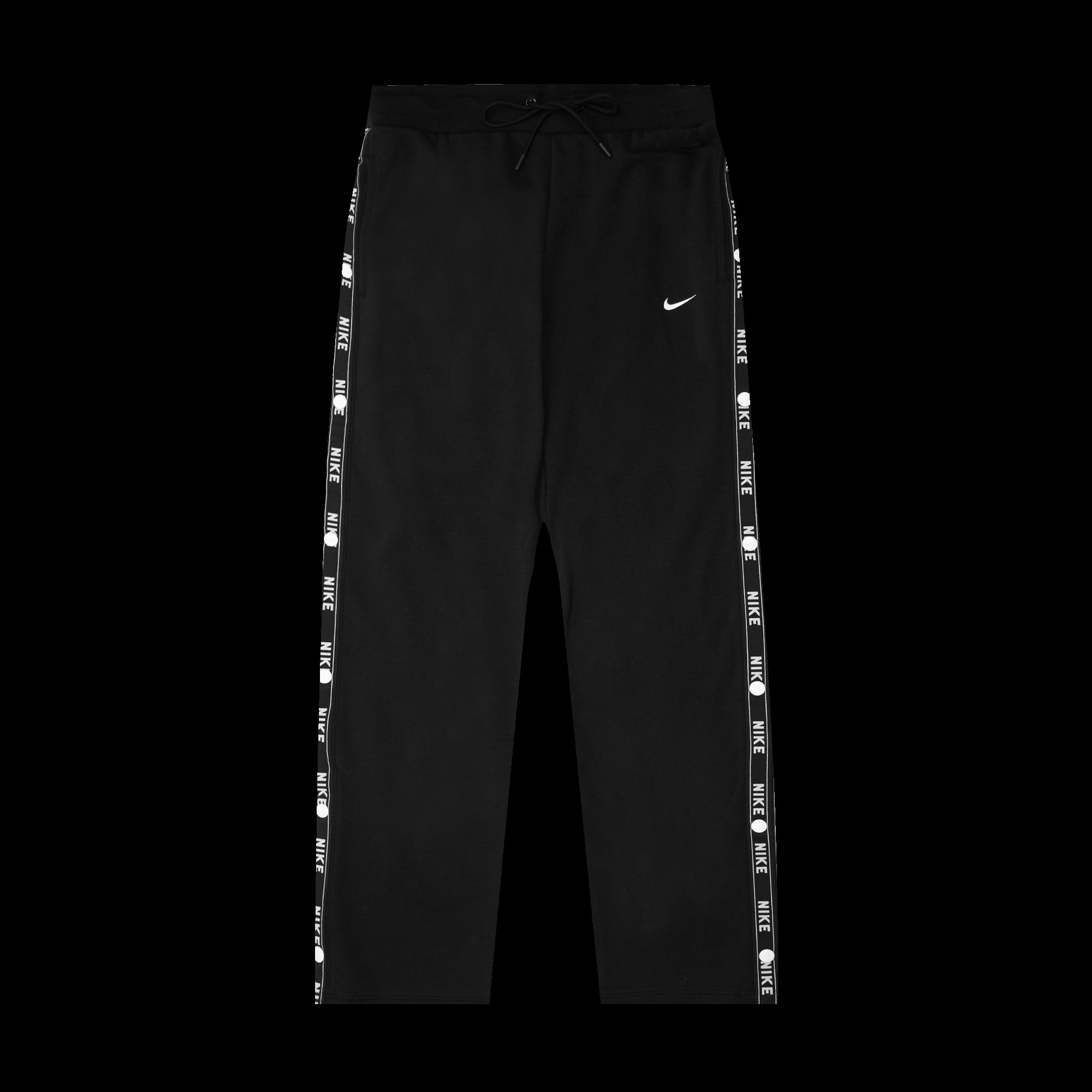 NSW Pant Logo Tape black / white