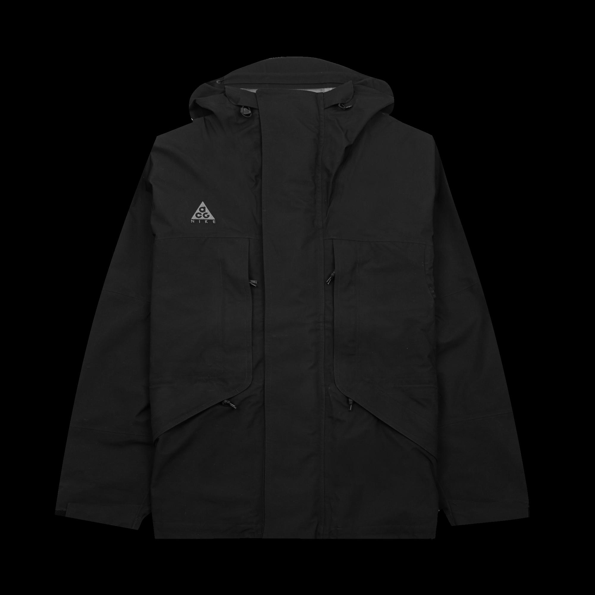 NikeLab ACG Gore Tex Jacket black Jackets |