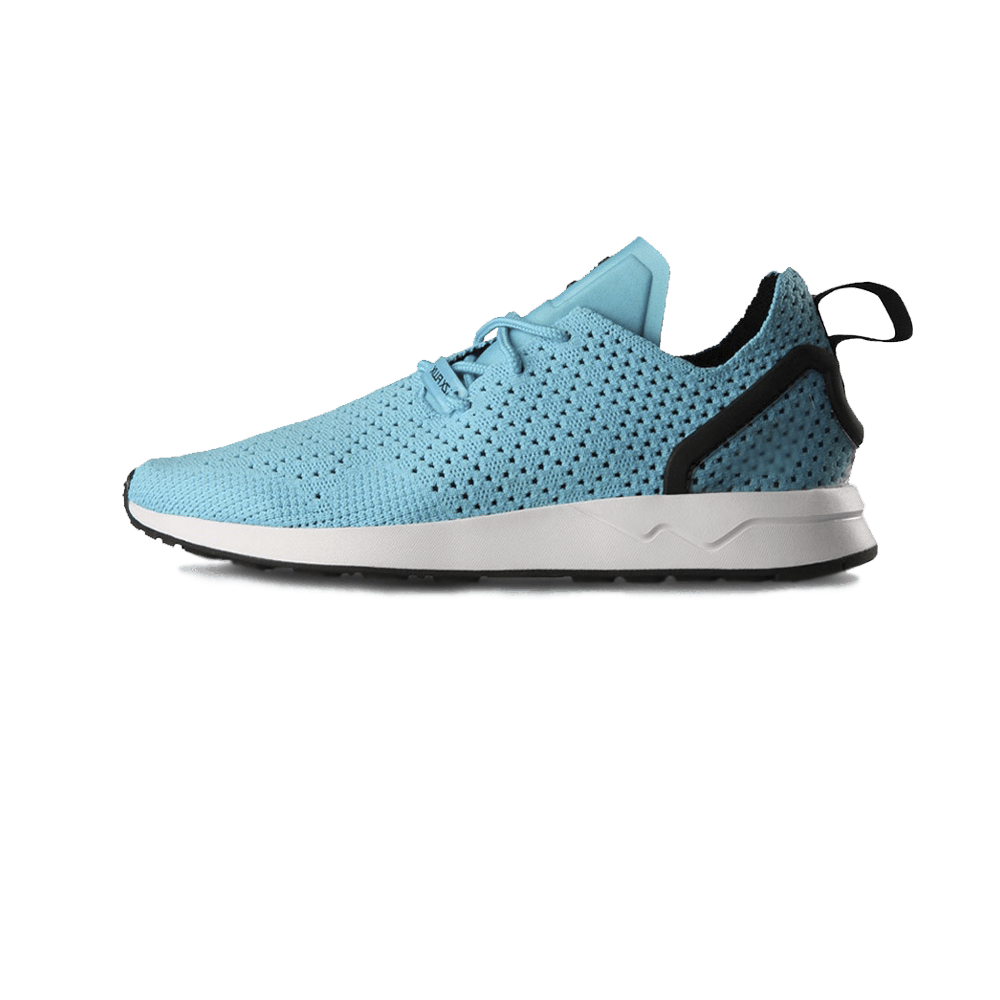 sports shoes 84d7f c43e4 adidas ZX Flux ADV Asymmetrical Primeknit blue - Men | Holypopstore.com