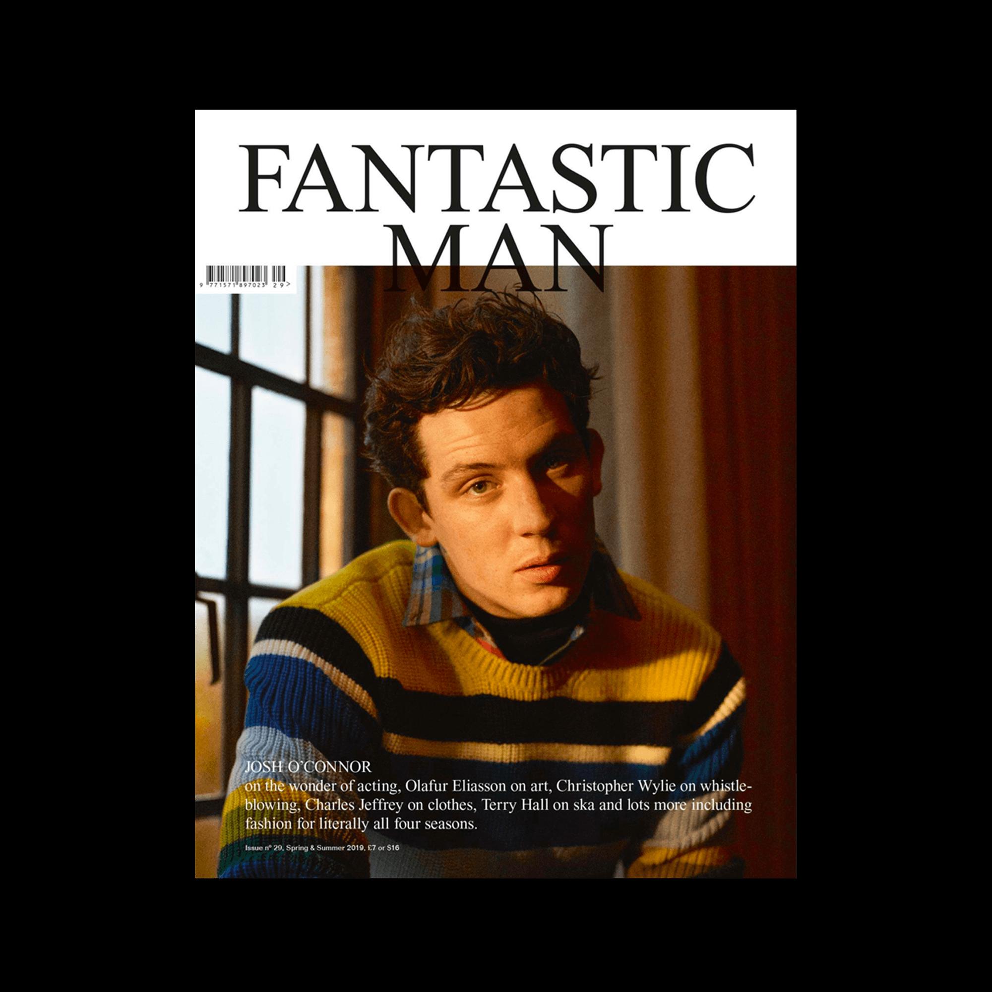 Issue 29 multicolor