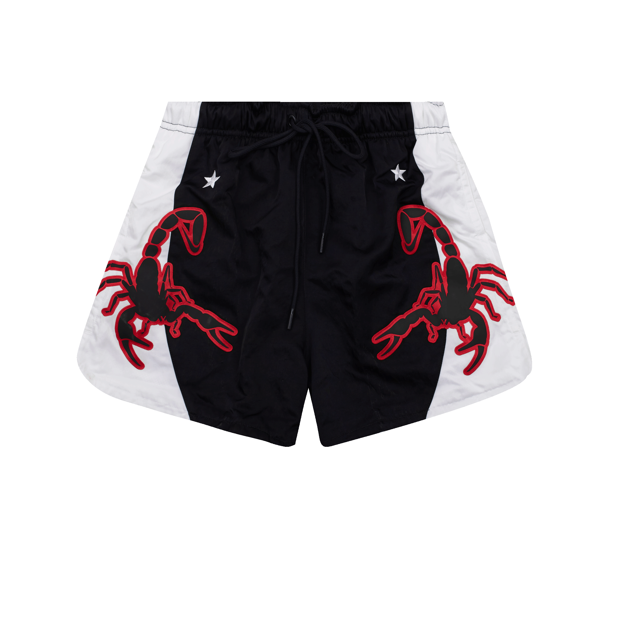 Nike NSW NSP Short Woven Scorpio black white white Shorts |