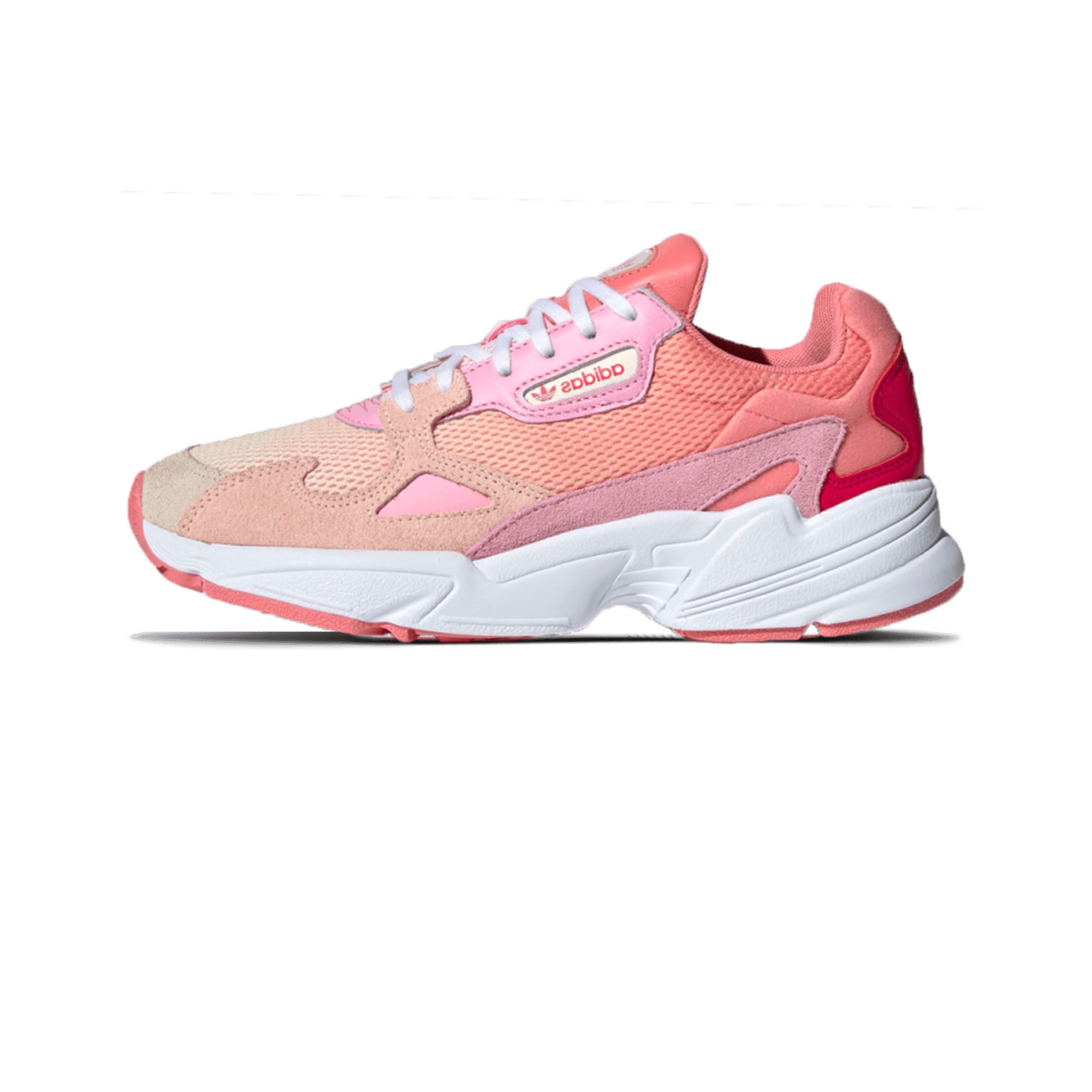 1c3d366d8d6 adidas Falcon W ice pink / true pink - Woman | Holypopstore.com