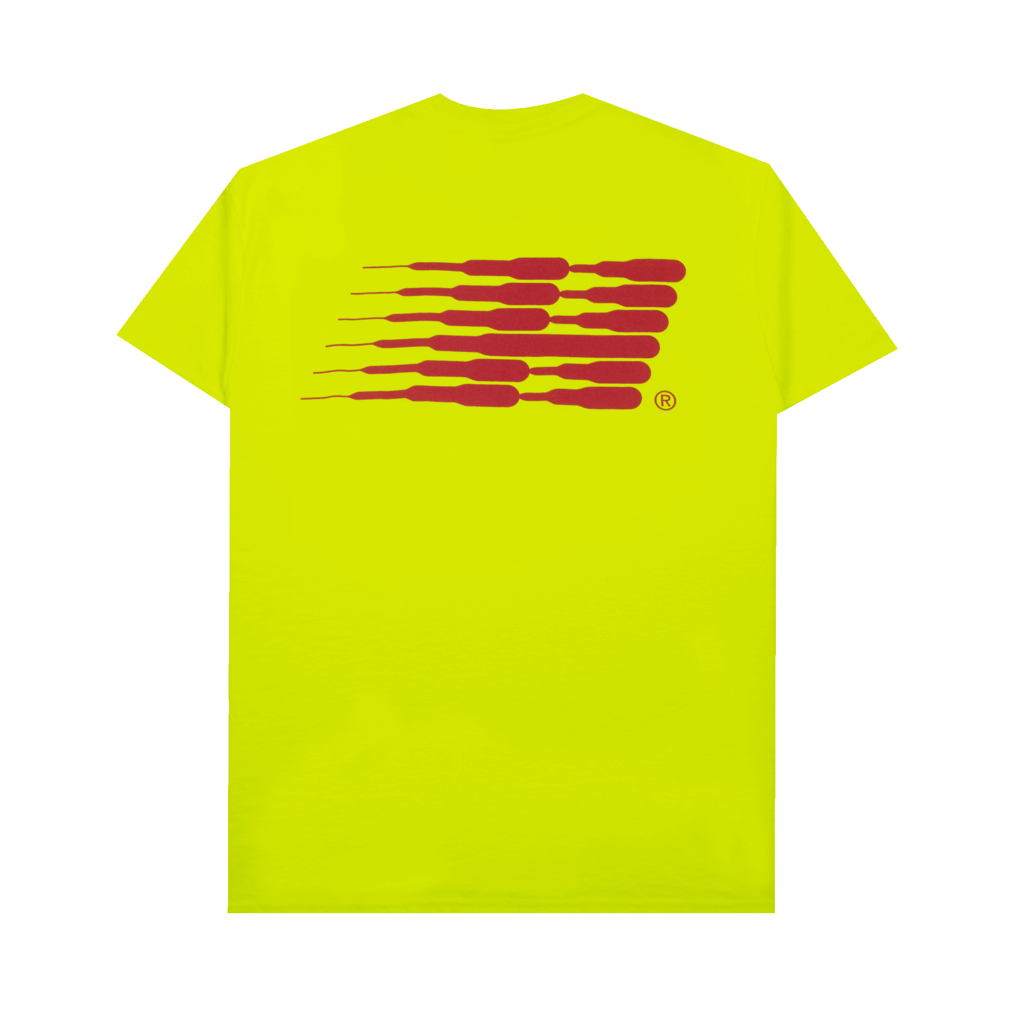Speed T-Shirt  fluo yellow