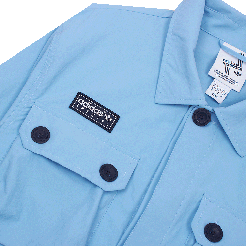 Gilbraith Overshirt light blue