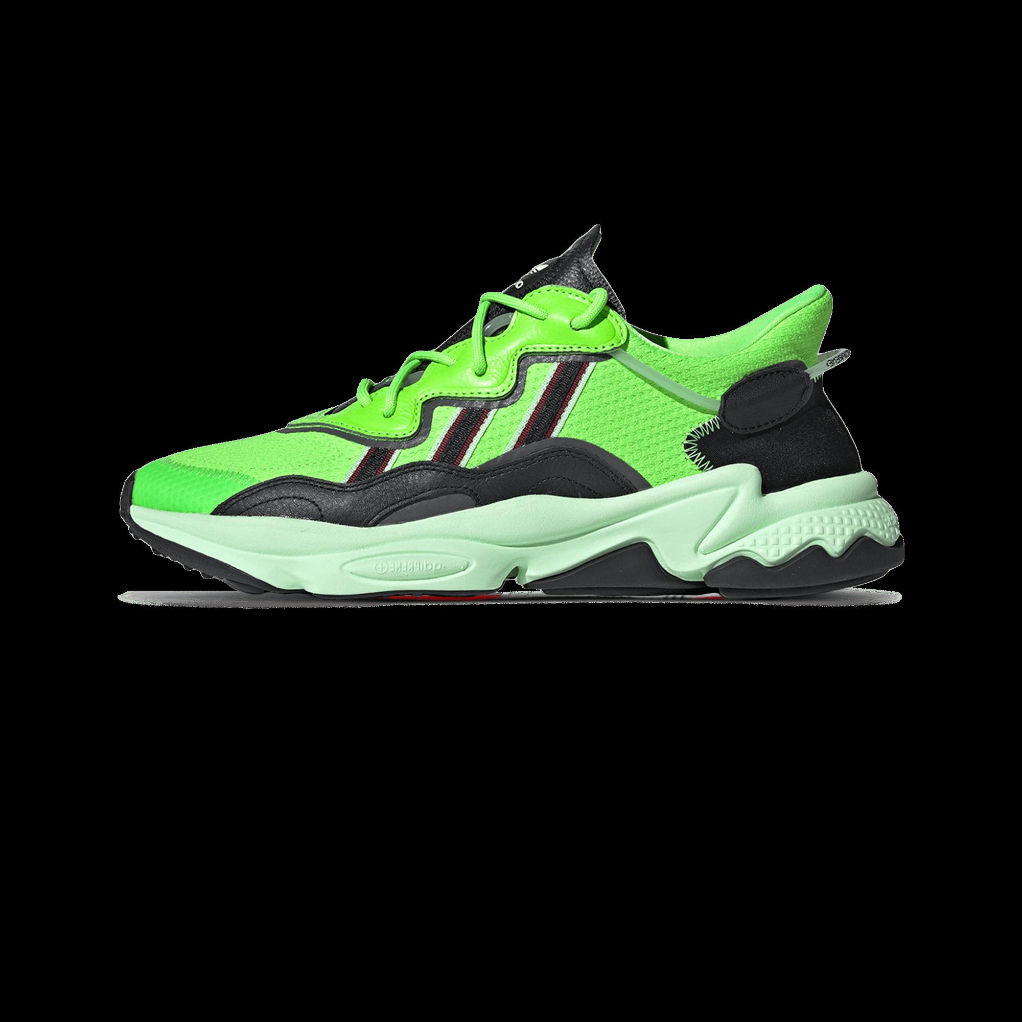 Ozweego green / black