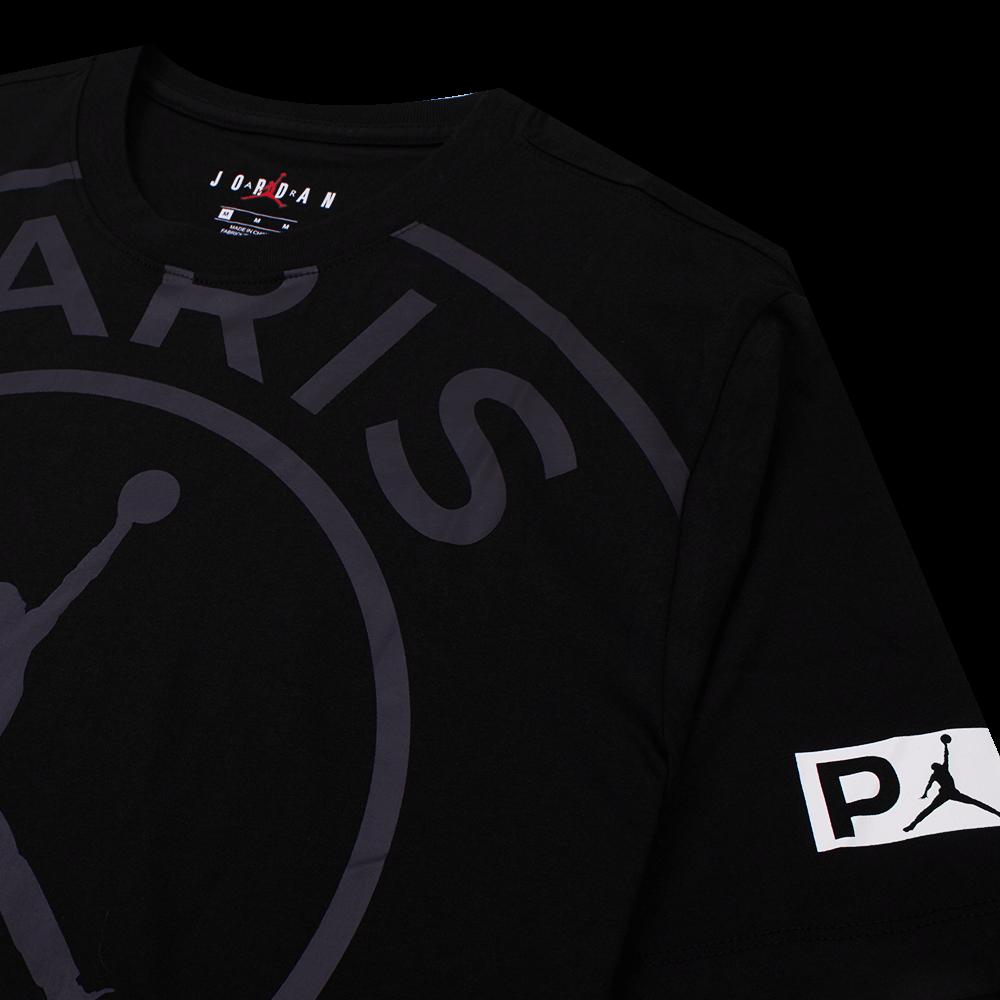 PSG Logo T-Shirt black