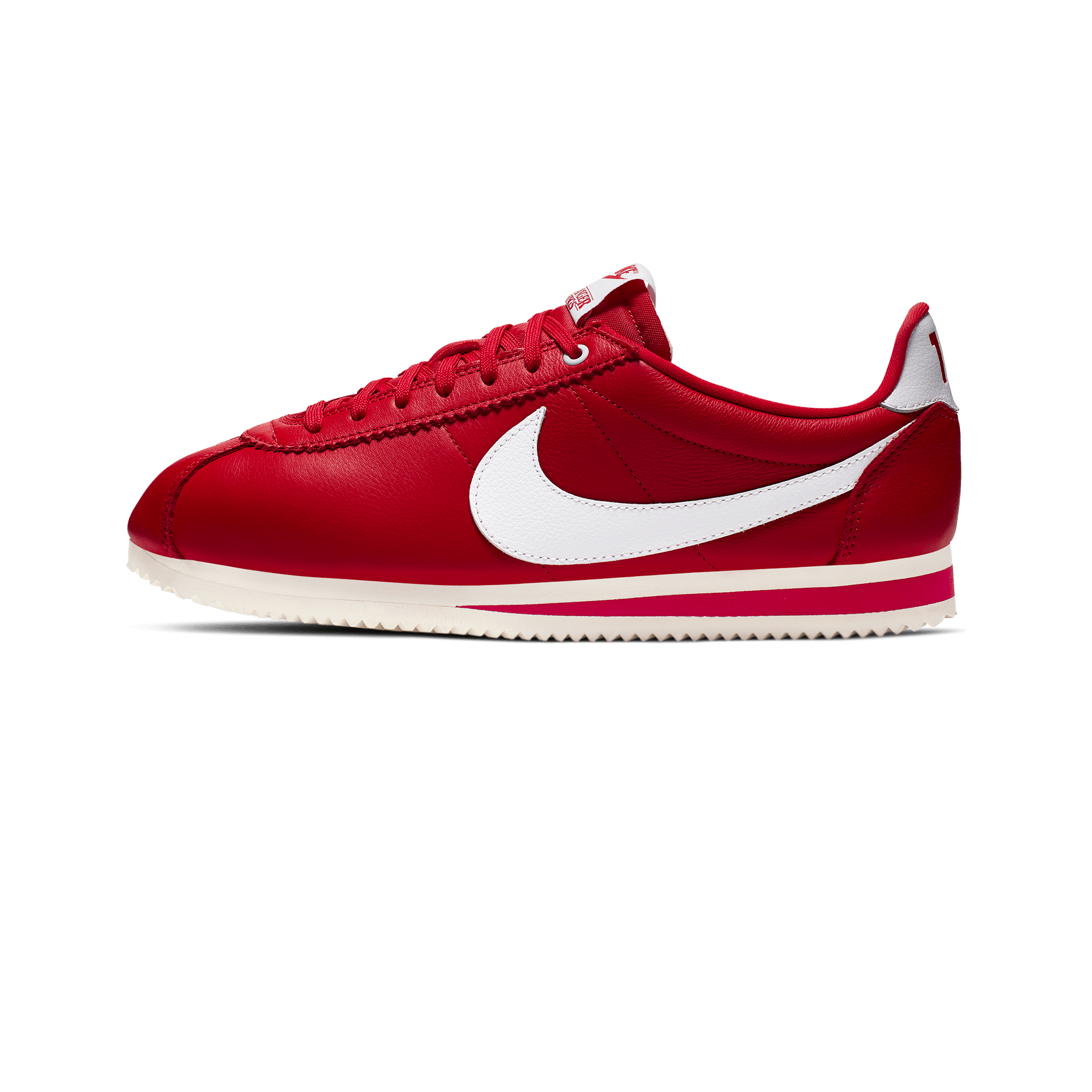 Classic Cortez Stranger Things 4th of July university red / white