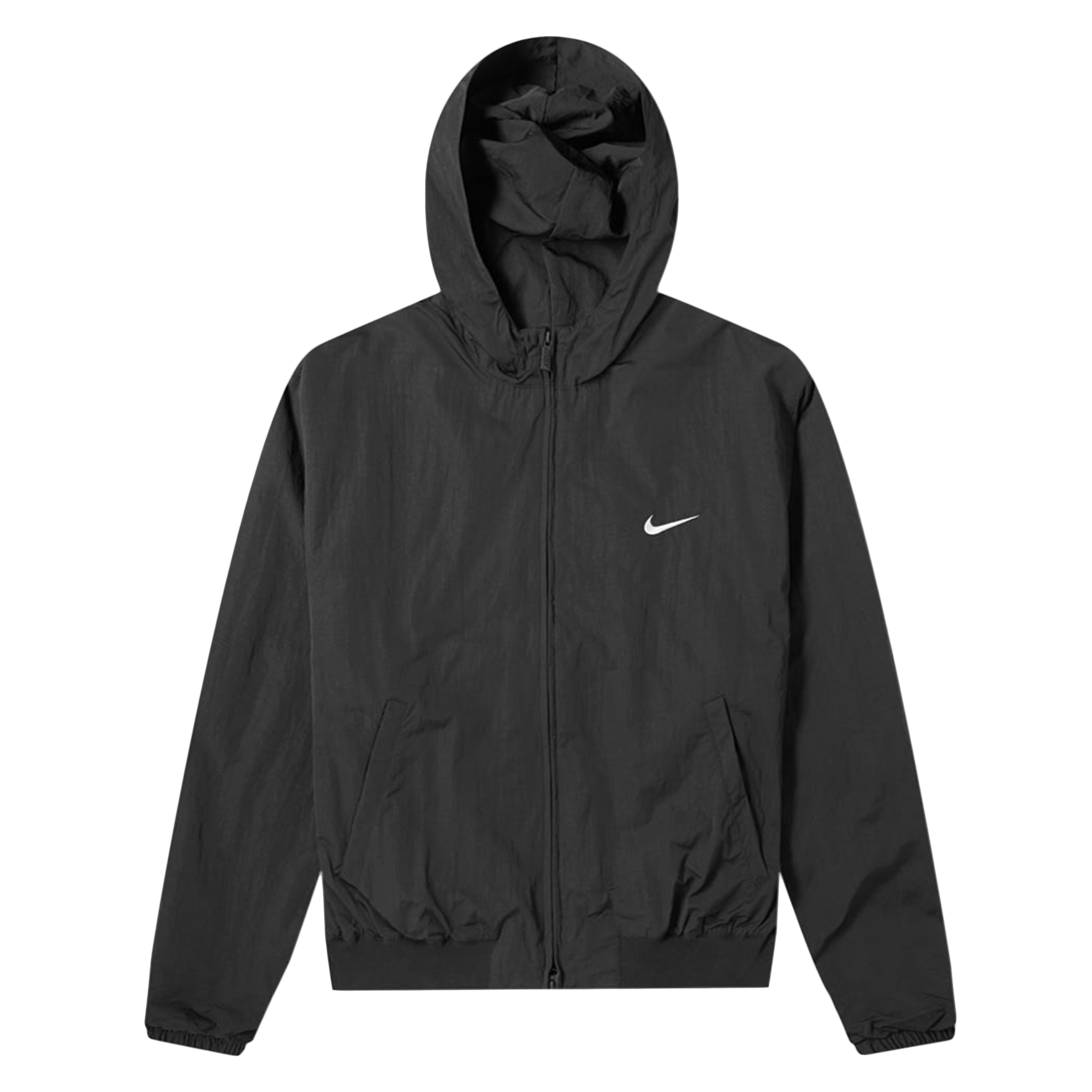 Nike x Fear Of God Bomber Jacket black / sail / black