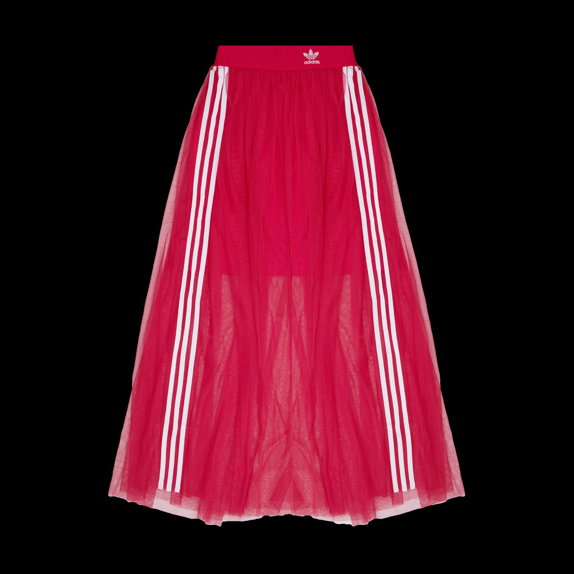 Tulle Skirt energy pink