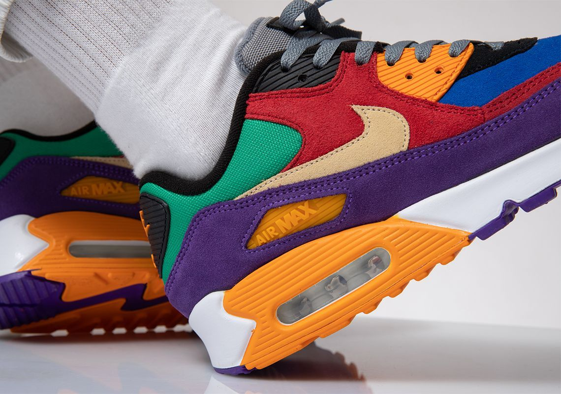 The Rise of 'Viotech' All the Sneakers That Have Made the