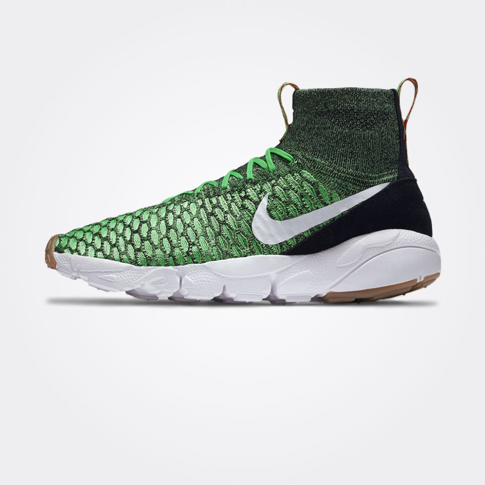 save off 18e04 c82be Air Footscape Magista Flyknit. poison green