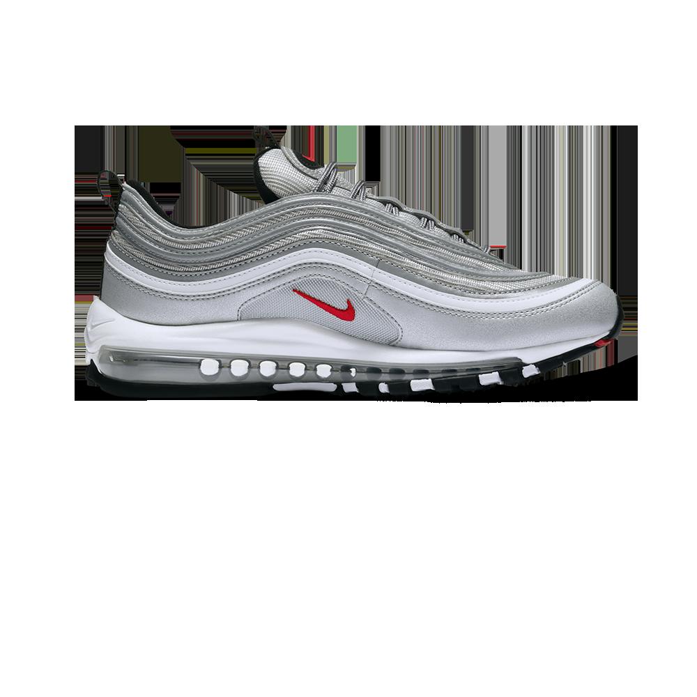 air max silver 97 donna